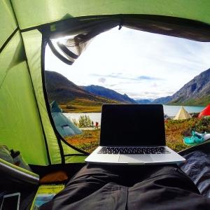 Campingbett