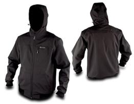 Fox Black Label Soft Shell Jacket Hoodie alle Größen (Gr.L) -